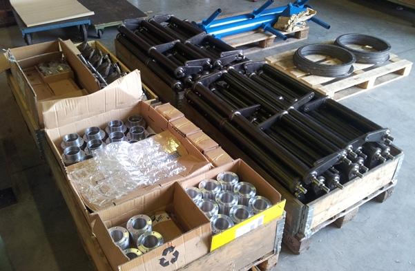 Kleine series CNC Draaien