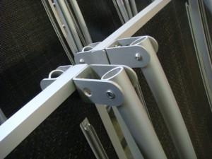 Detail Alu Frames