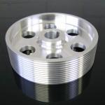 Aluminium draaien kleine series