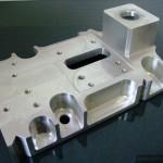 Aluminium frezen kleine series