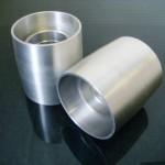 Aluminium draaien enkel stuks