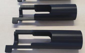 CNC Draaien en Frezen Kleine series